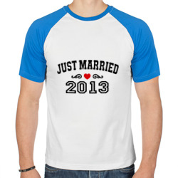 Just married 2013