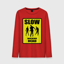 Slow walking dead