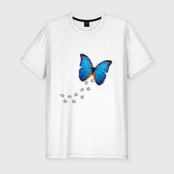 Реалистичная бабочка