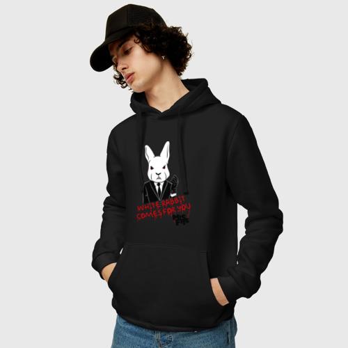 Мужская толстовка хлопок Rabbit misfits Фото 01