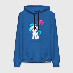 Голубовласый пони