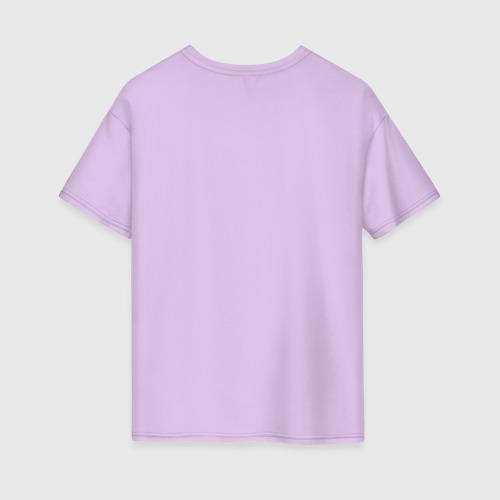 Женская футболка хлопок Oversize Малаенькая Флаттершай Фото 01