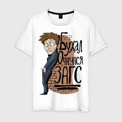 Мужская футболка хлопок Zags Фото 01