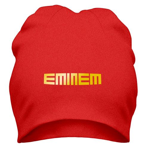 Шапка Eminem gold