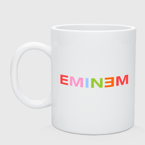Eminem party-colored