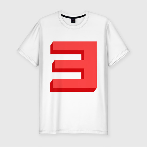 Мужская футболка премиум  Фото 01, Eminem-big E