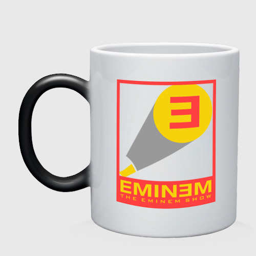 Кружка хамелеон  Фото 01, The Eminem show