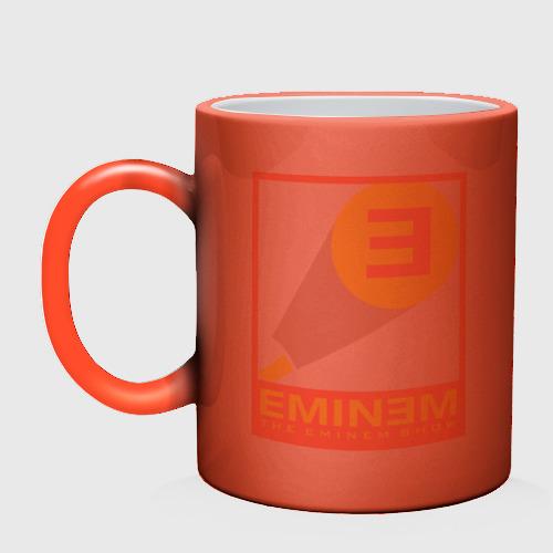 Кружка хамелеон  Фото 02, The Eminem show