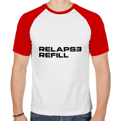 Мужская футболка реглан  Фото 01, Refill