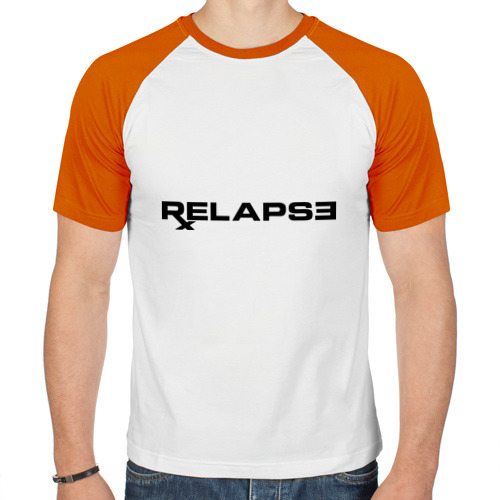 Мужская футболка реглан  Фото 01, Relapse