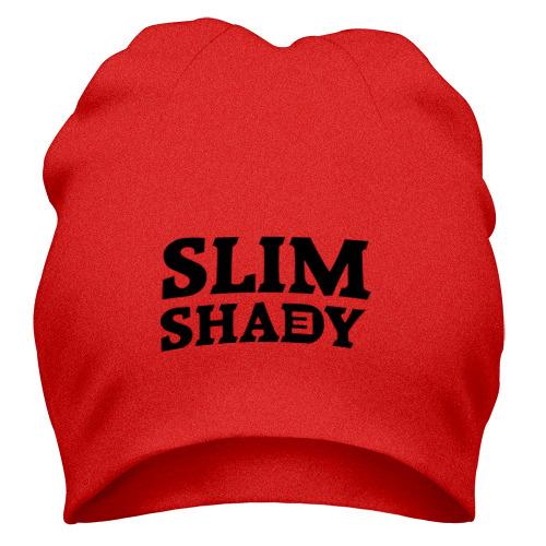 Шапка Slim shady. E