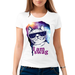 Space cat swag