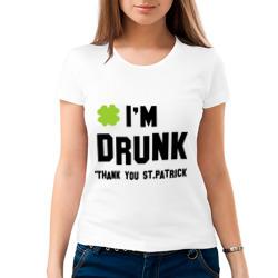 Thank you you St.Patrick