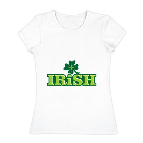 Женская футболка хлопок  Фото 01, Ирландия