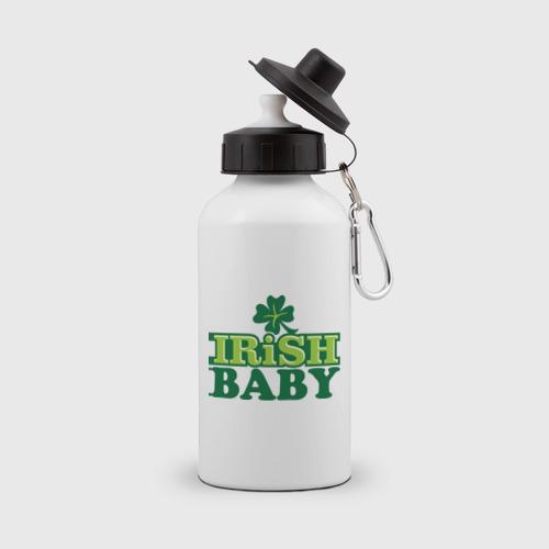 Бутылка спортивная  Фото 01, Irish baby
