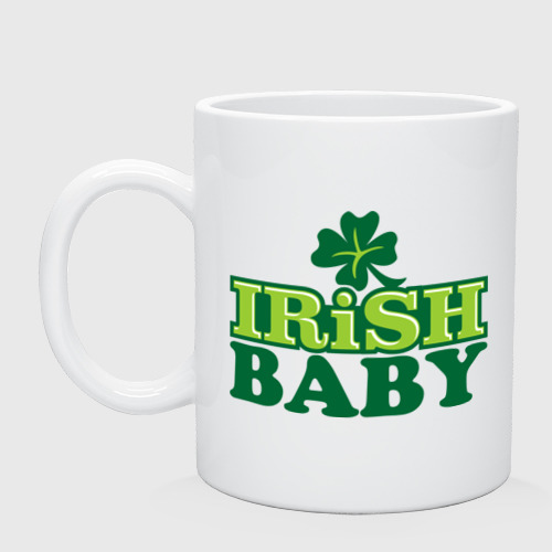 Кружка  Фото 01, Irish baby