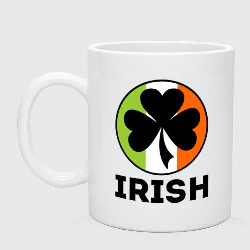 Кружка  Фото 01, Irish - цвет флага