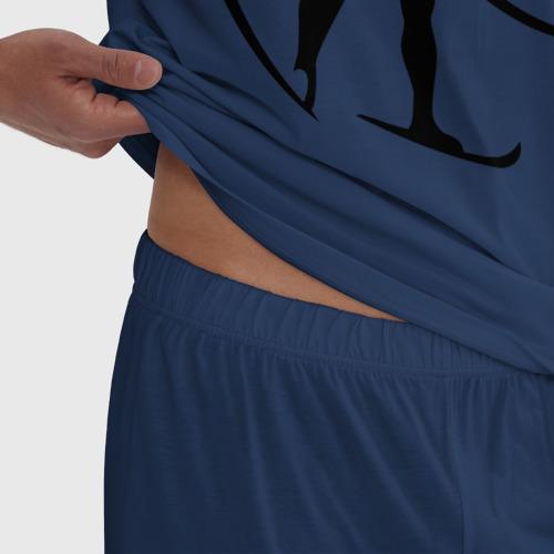 Мужская пижама хлопок Биатлон Фото 01