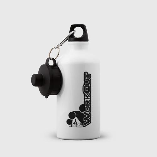 Бутылка спортивная  Фото 03, WorkOut W3 (вертикаль)