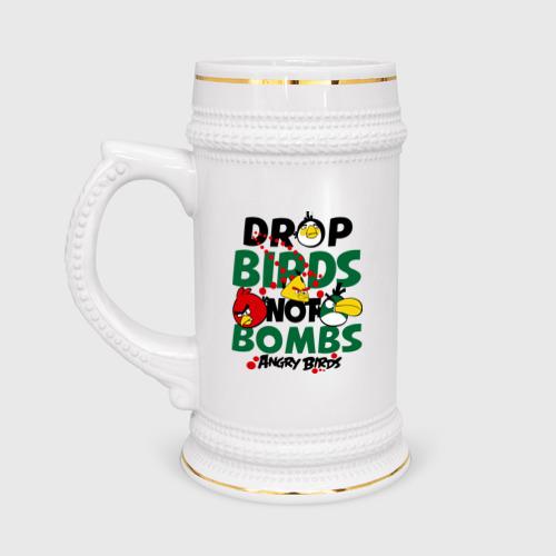 Drop birds