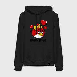 Красная птица с бантиком