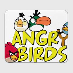 Сердитые птицы