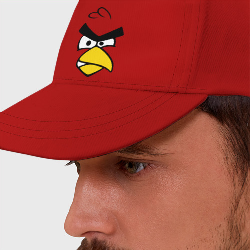 Бейсболка Red - красная птица