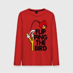 Flipping the bird