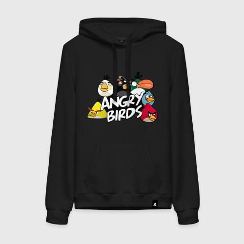 Команда angry birds