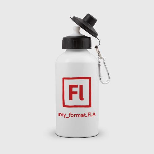 Бутылка спортивная  Фото 01, Adobe Flash