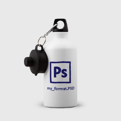 Бутылка спортивная  Фото 03, Photoshop