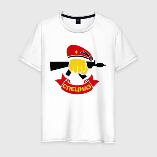 Мужская футболка хлопок Спецназ ВВ