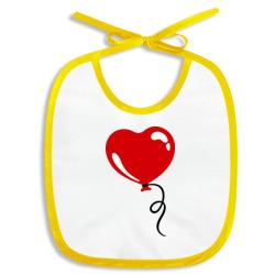 Сердце воздушный шар