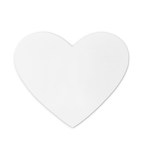 Коврик сердце  Фото 01, Анжела не подарок