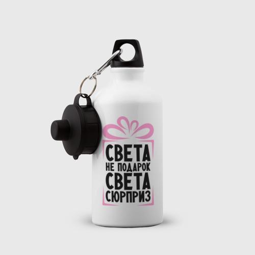 Бутылка спортивная  Фото 03, Света не подарок