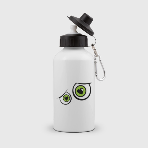 Бутылка спортивная  Фото 01, Влюбленные глаза