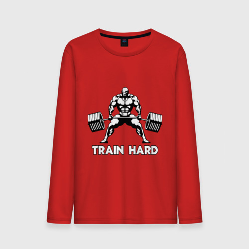 Train hard (тренируйся усердно)