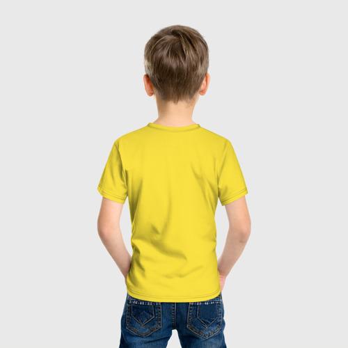 Детская футболка хлопок Илья всегда прав Фото 01