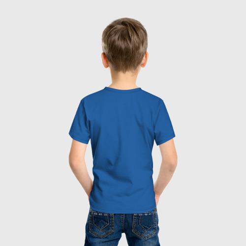 Детская футболка хлопок Миша всегда прав Фото 01