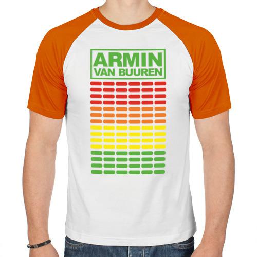 Мужская футболка реглан  Фото 01, Armin van buuren эквалайзер