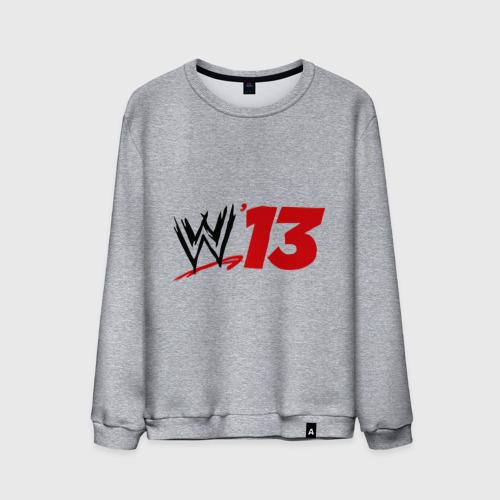 Мужской свитшот хлопок  Фото 01, WWE 13