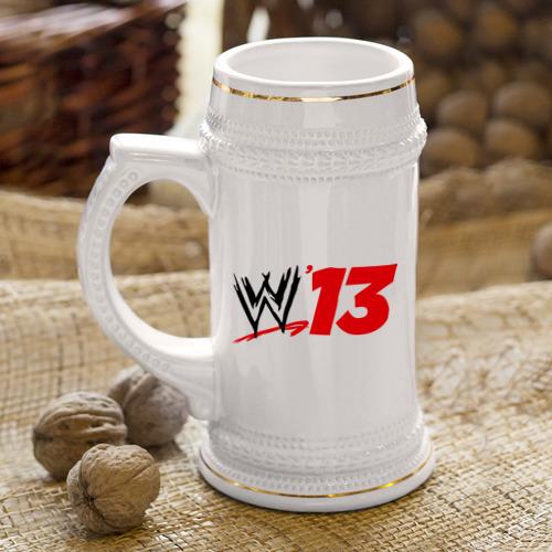 Кружка пивная  Фото 04, WWE 13