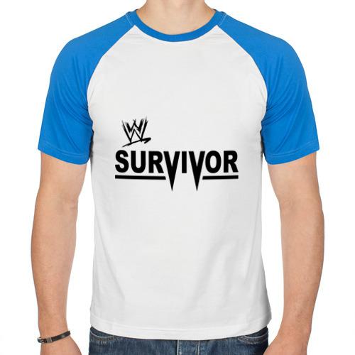 Мужская футболка реглан  Фото 01, Survivor