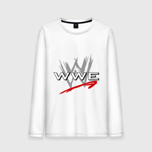 Мужской лонгслив хлопок  Фото 01, WWE - горизонталь