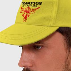 Champion of a new era