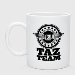 TAZ team logo