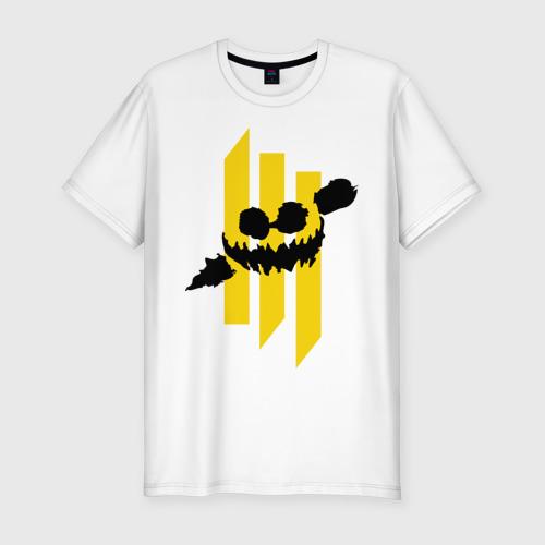 Мужская футболка премиум  Фото 01, The Skrillex fun