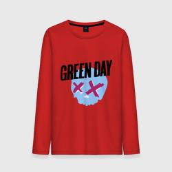 Green day skull