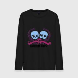 Green day skulls
