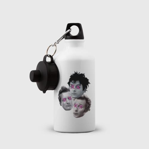 Бутылка спортивная  Фото 03, Green Day wtf